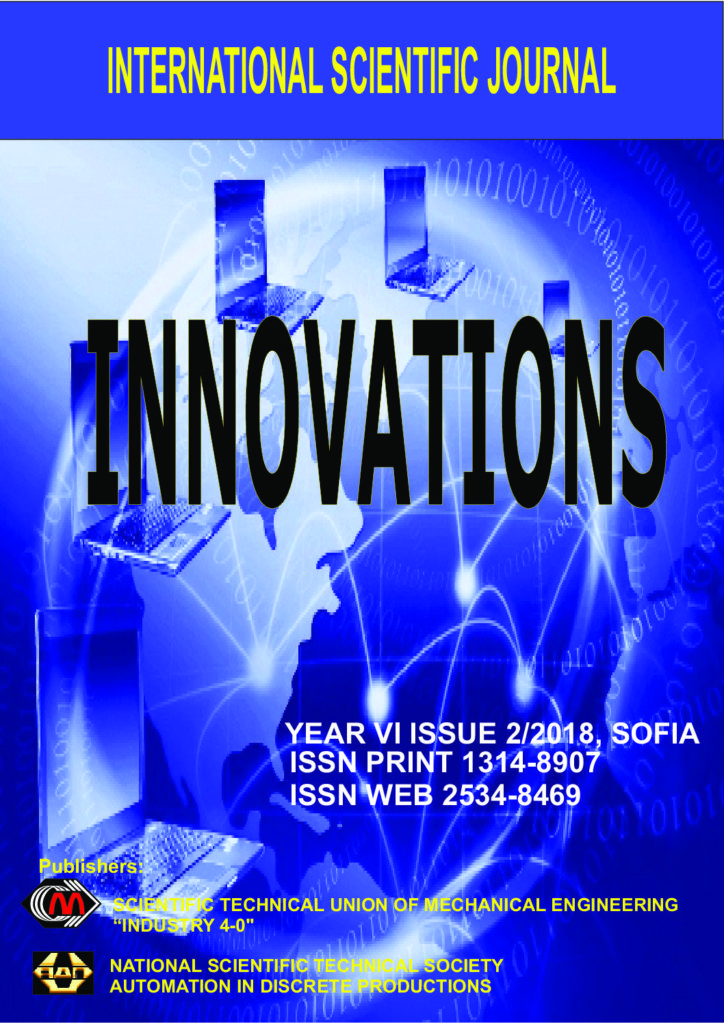 INNOVATION OF POLISCH AND GERMAN COMPANIES – STUME Journals
